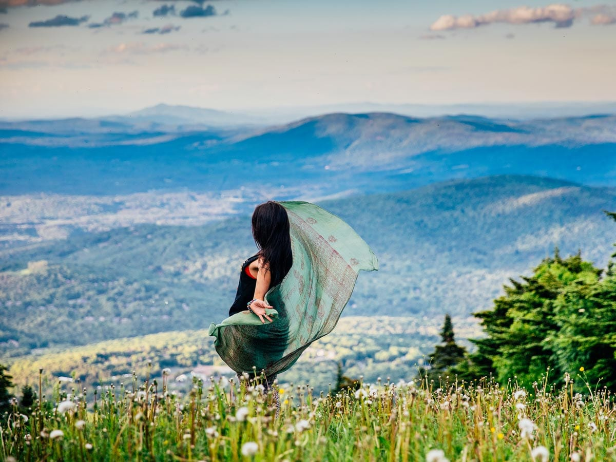 Wanderlust Festival Stratton ~ Yoga, Music, Food, Nature