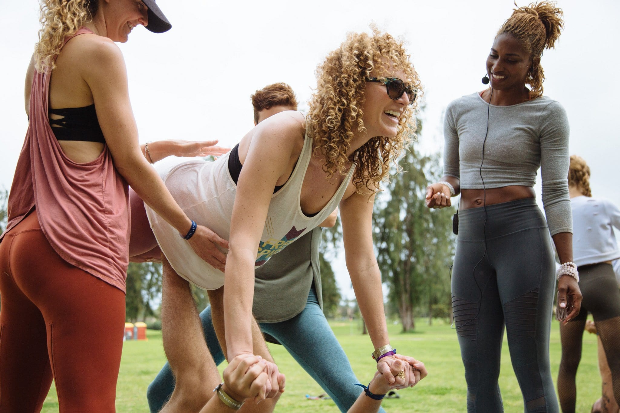 How Yoga Taught Me to Value Female Friendship