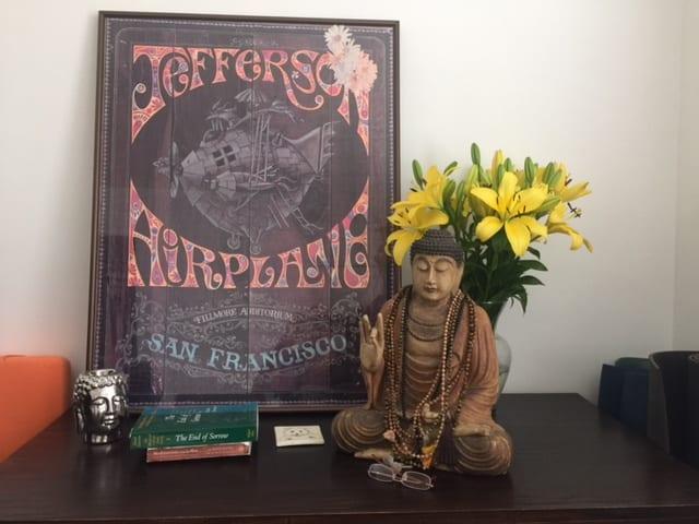 Vinnie Marino's altar