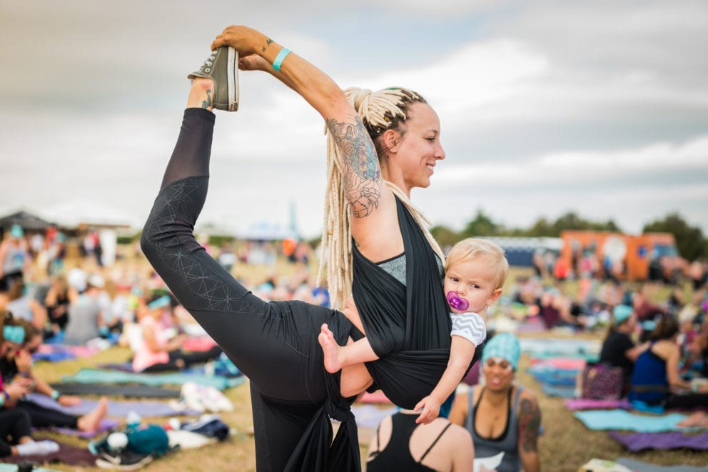 Family Yoga: Families That Flow Together...