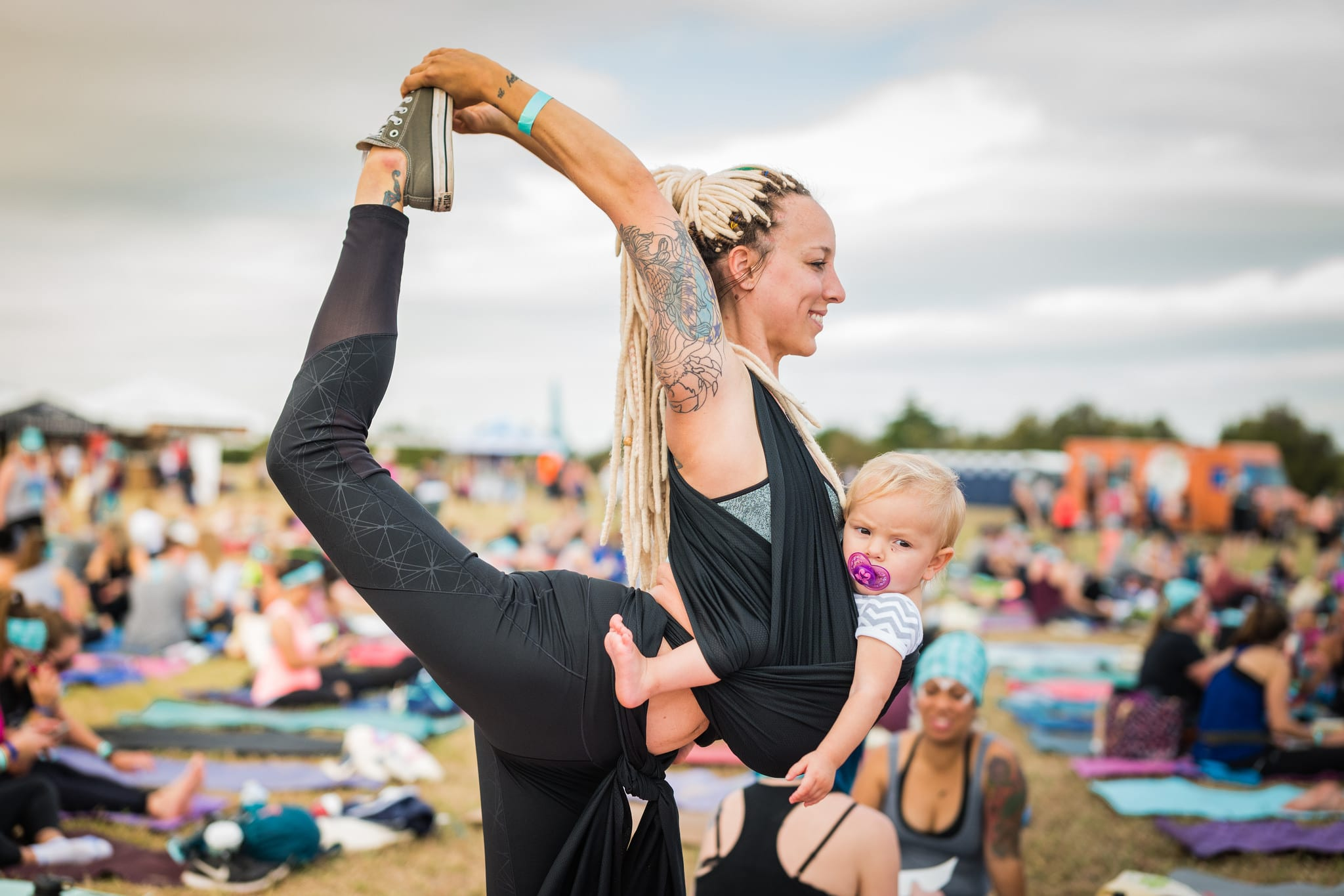 Family Yoga: Families That Flow Together