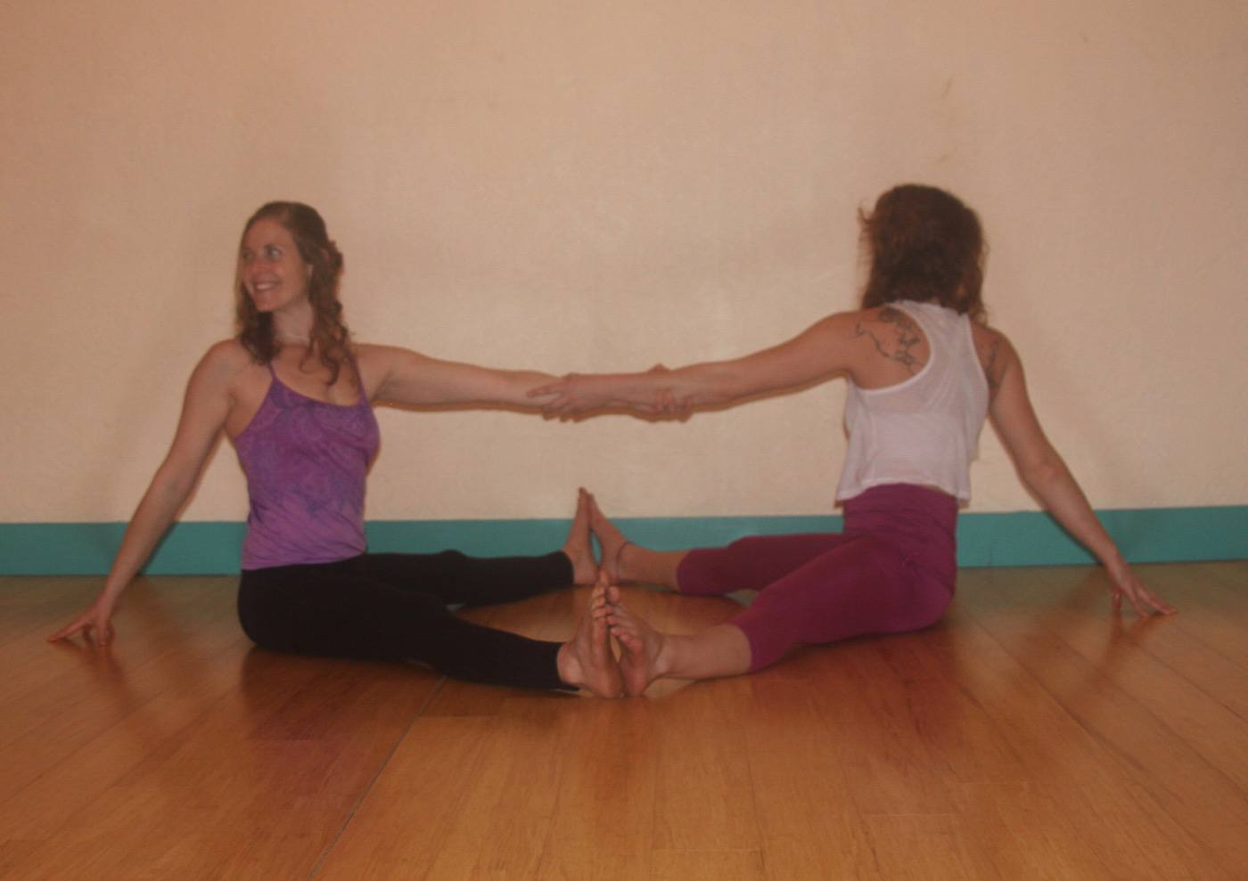 Wanderlust Partner Yoga Poses to Strengthen Your Relationship