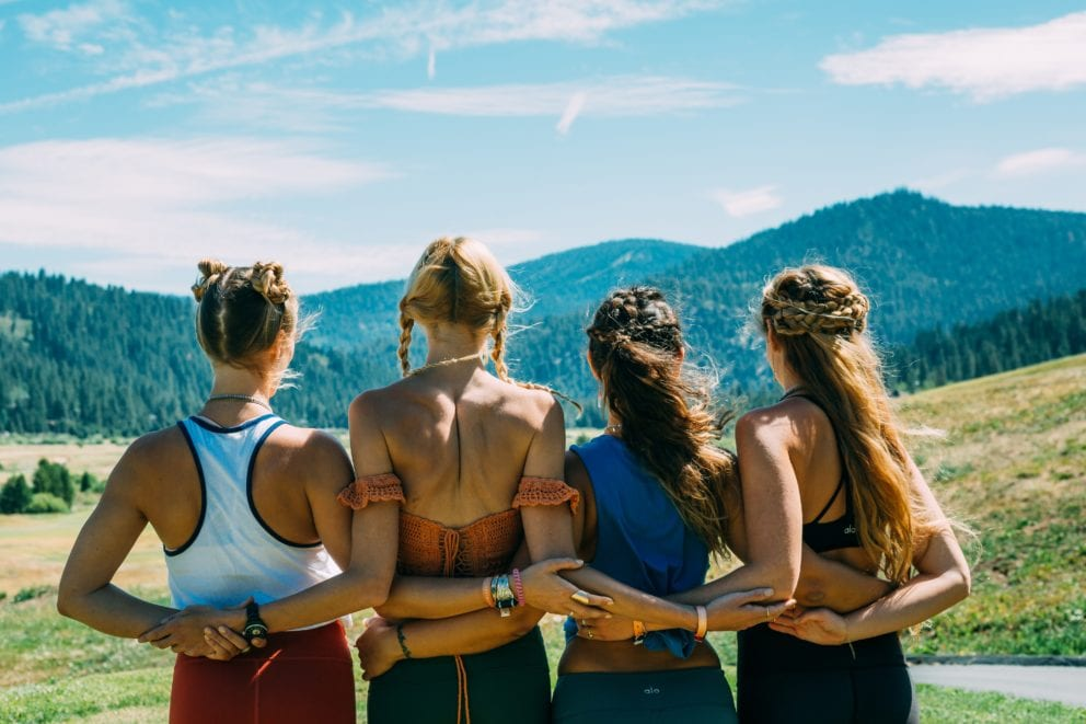 Wanderlust Festival Squaw Valley ~ Yoga, Music, Food, Nature