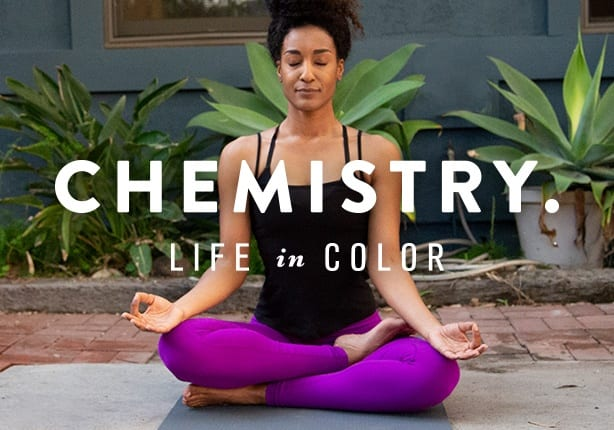 Chemistry: Life in Color