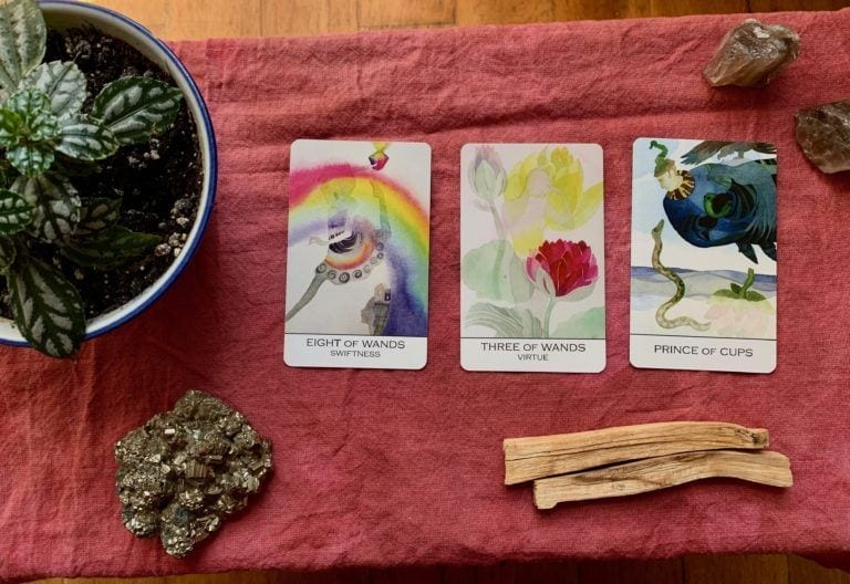 tarot spread for june