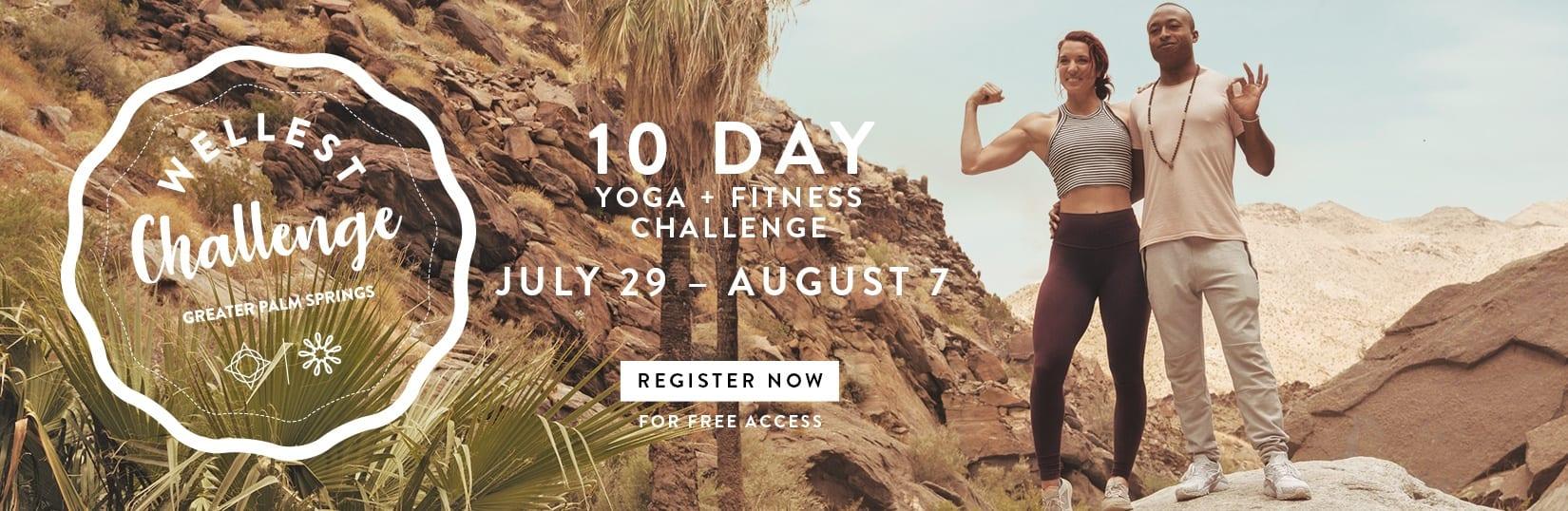 10-Day Wellest Challenge