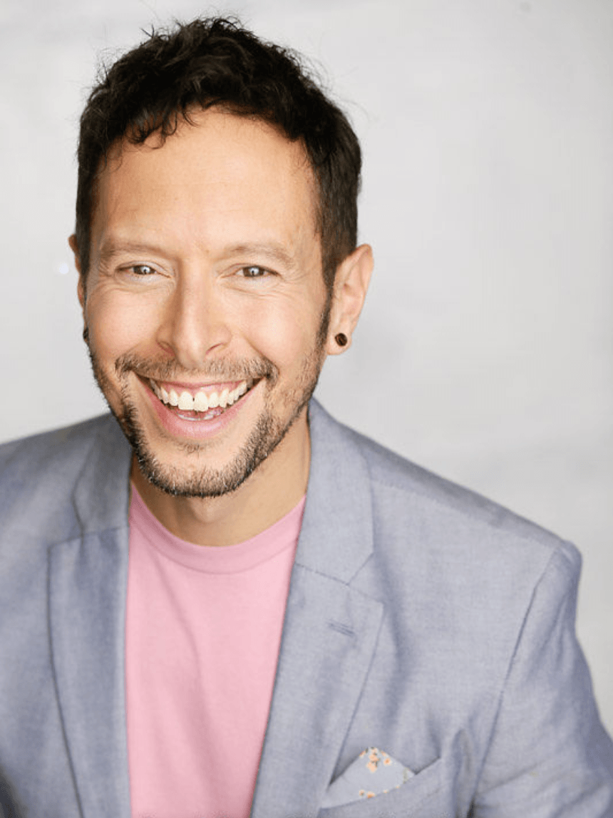 Jason Wrobel 2019 Headshot Pink Suit