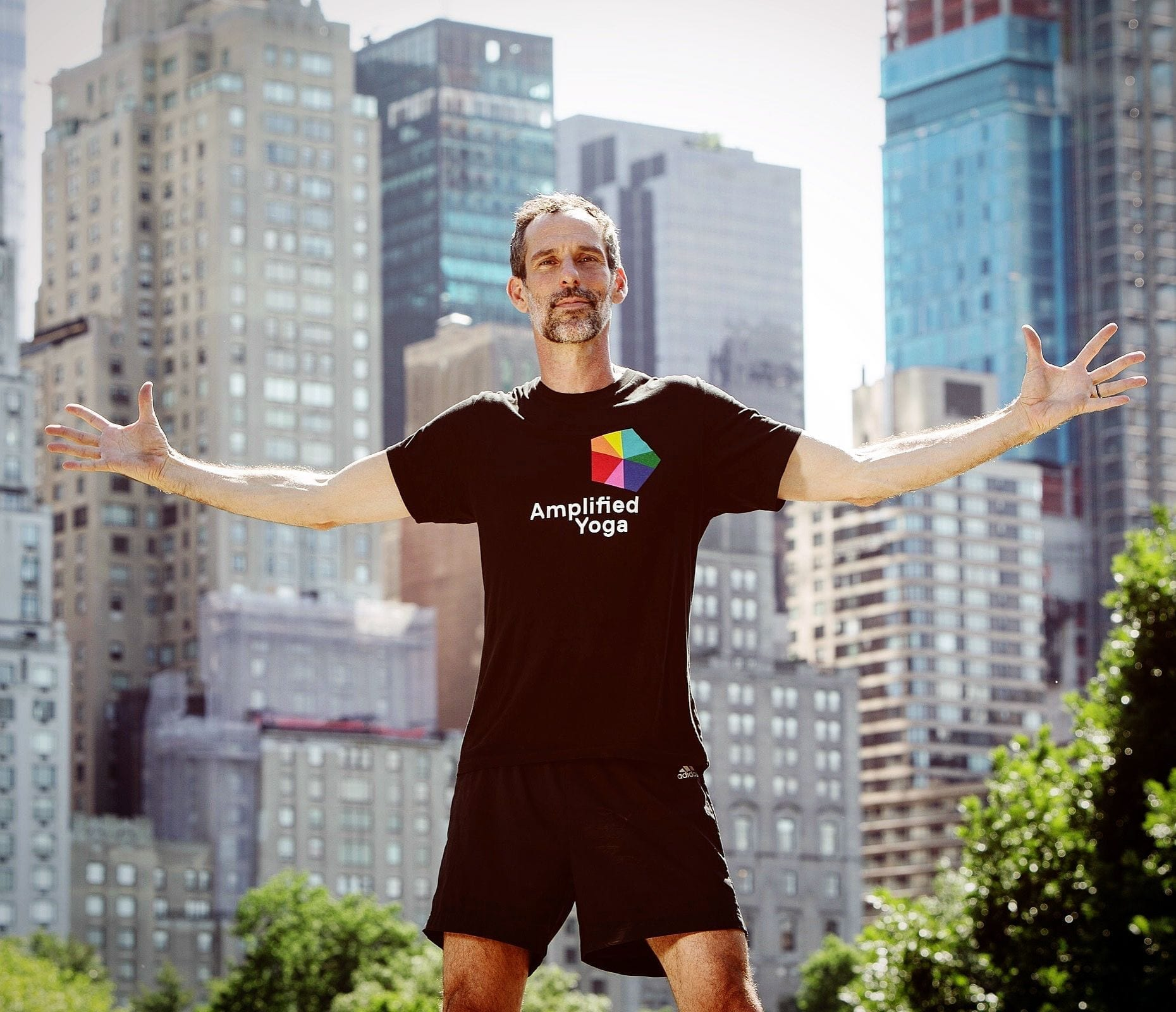 Q&A with Donovan McGrath from Amplified Yoga