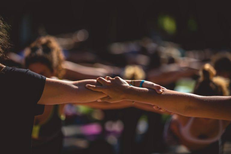 Tiefe Verbindungen beim Wanderlust Festival GaPa