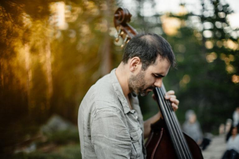 Music Meditation Hike Garth Stevenson