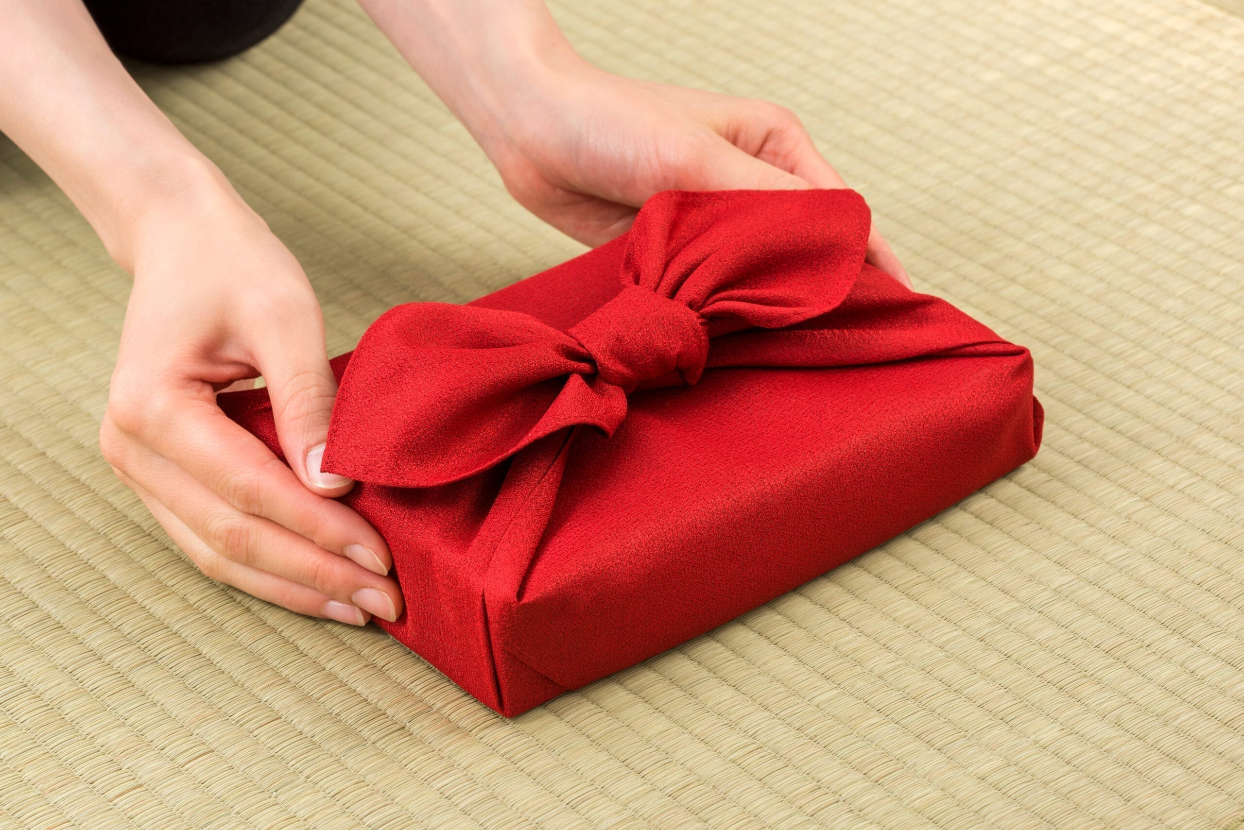 furoshiki gift holidays