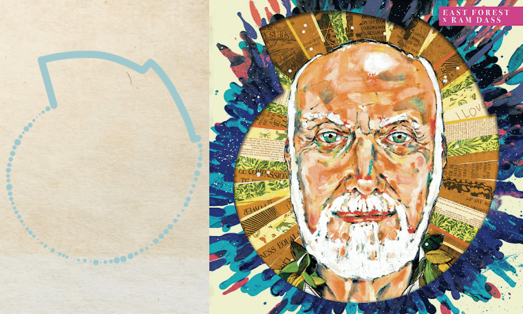 Remembering Ram Dass: East Forest Reflects