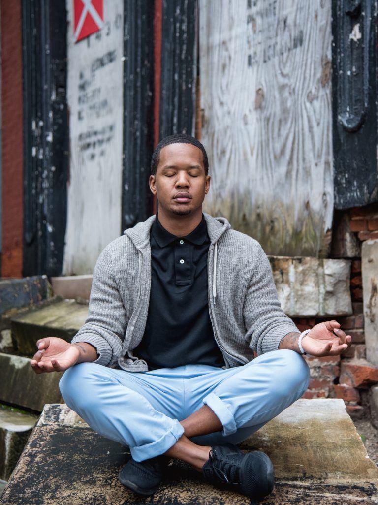 Quentin_meditating