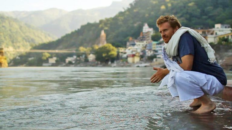 Adam at Ganga look CC