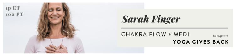 INTL DAY OF YOGA SARAH