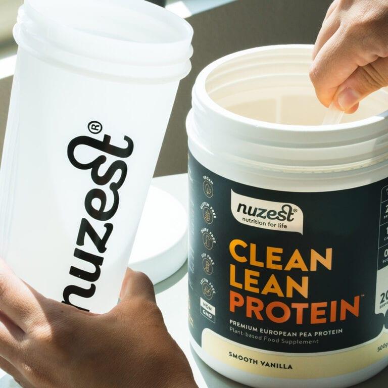 nuzest protein