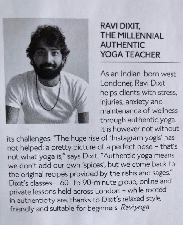 Ravi Vogue